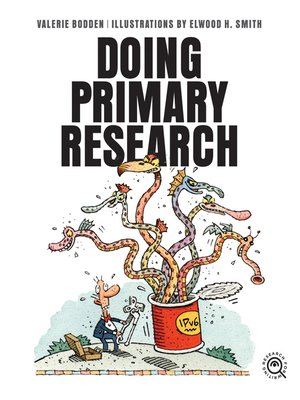 cover image of Doing Primary Research
