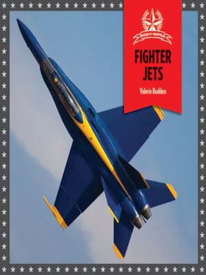 cover image of Fighter Jets