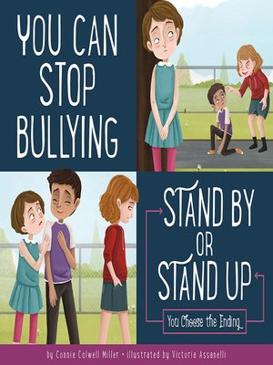 cover image of You Can Stop Bullying