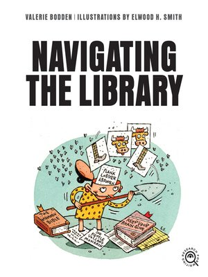 cover image of Navigating the Library