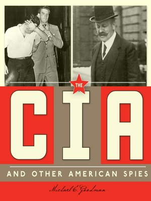 cover image of The CIA and Other American Spies