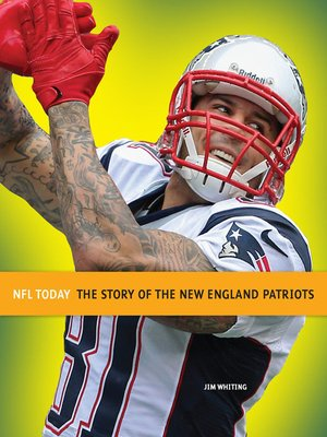 cover image of The Story of the New England Patriots