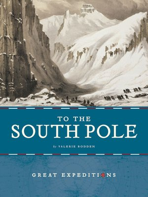 cover image of To the South Pole