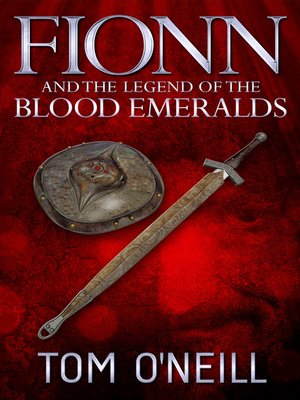 cover image of Fionn and the Legend of the Blood Emeralds