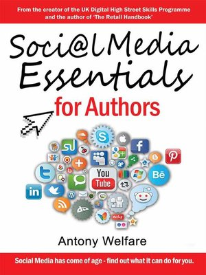 cover image of Social Media Essentials for Authors