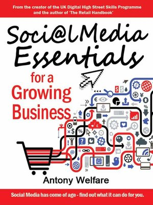cover image of Social Media Essentials for a Growing Business