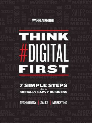 cover image of Think #Digital First
