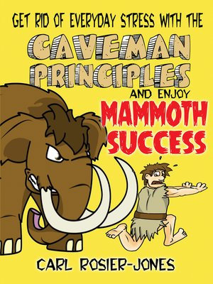 cover image of The Caveman Principles