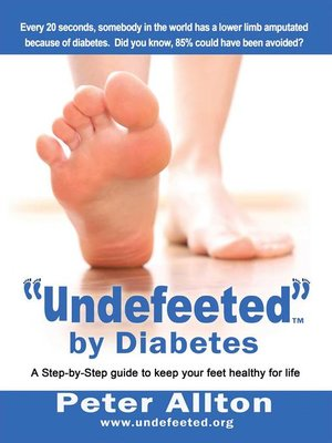 "cover image of ""Undefeeted"" by Diabetes"