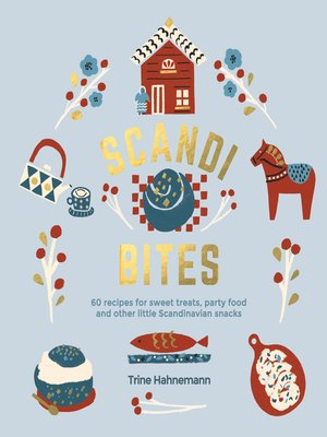cover image of Scandi Bites