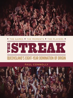 cover image of The Streak