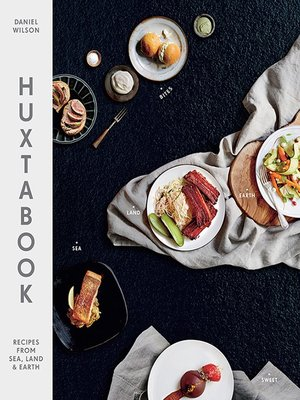 cover image of Huxtabook