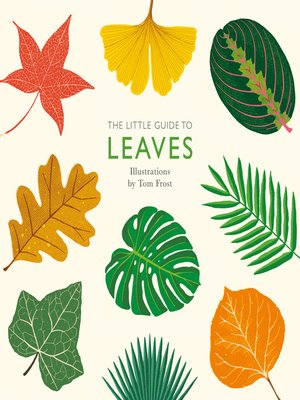 cover image of The Little Guide to Leaves