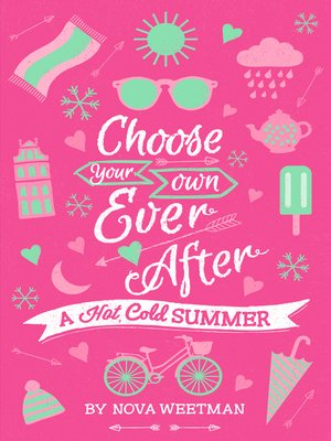 cover image of A Hot Cold Summer