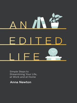 cover image of An Edited Life