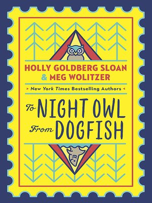 cover image of To Night Owl, From Dogfish