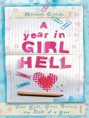 cover image of A Year in Girl Hell