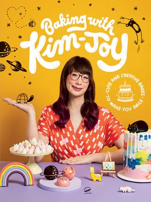 cover image of Baking with Kim-Joy