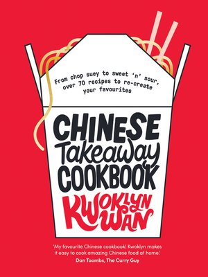 cover image of Chinese Takeaway Cookbook