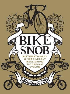 cover image of Bike Snob