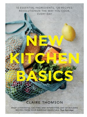 cover image of New Kitchen Basics