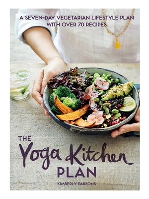 cover image of The Yoga Kitchen Plan