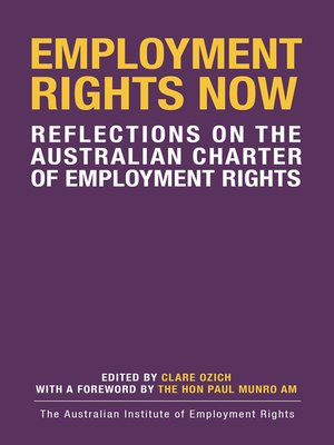 cover image of Employment Rights Now
