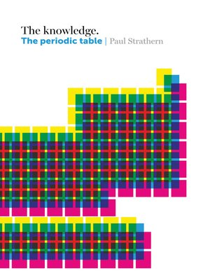 cover image of The Periodic Table