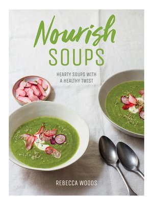 cover image of Nourish Soups