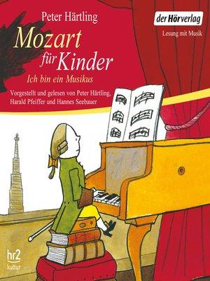 cover image of Mozart für Kinder