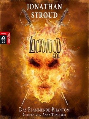 cover image of Das Flammende Phantom