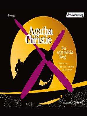 cover image of Der unheimliche Weg