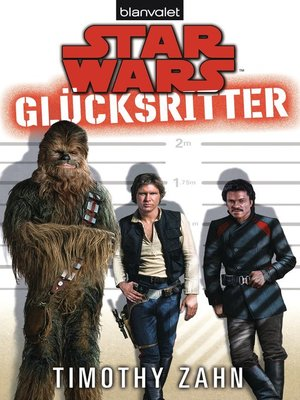 cover image of Star Wars<sup>TM</sup> Glücksritter