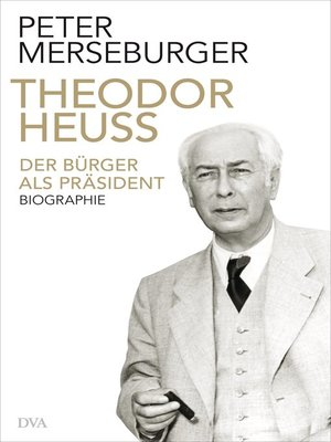 cover image of Theodor Heuss
