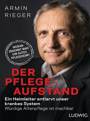 cover image of Der Pflege-Aufstand
