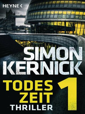 cover image of Todeszeit 1