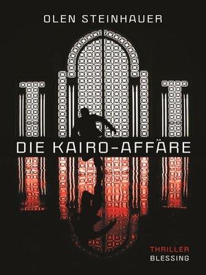 cover image of Die Kairo-Affäre