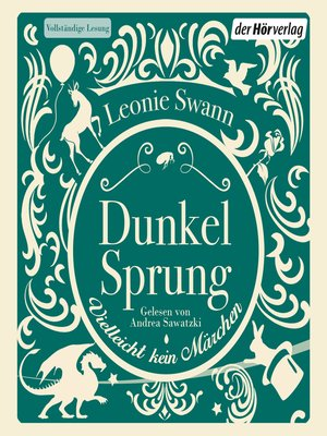 cover image of Dunkelsprung