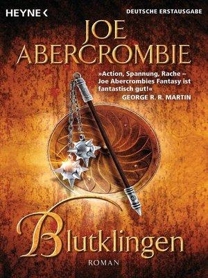 cover image of Blutklingen