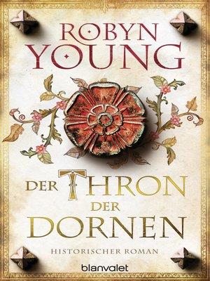 cover image of Der Thron der Dornen