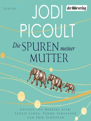 cover image of Die Spuren meiner Mutter
