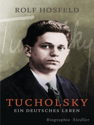 cover image of Tucholsky