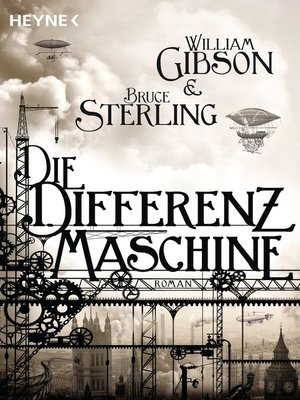 cover image of Die Differenzmaschine