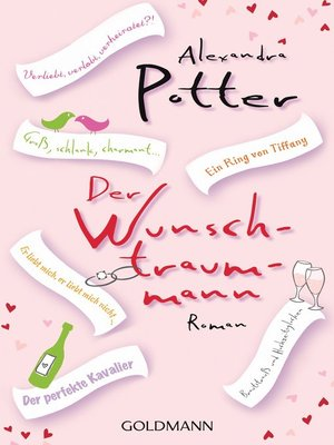 cover image of Der Wunschtraummann