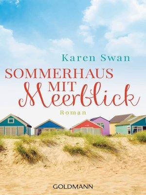 cover image of Sommerhaus mit Meerblick
