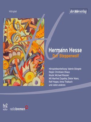 cover image of Der Steppenwolf