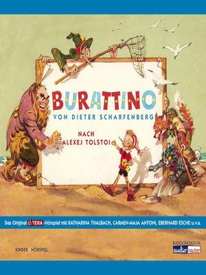 cover image of Burattino