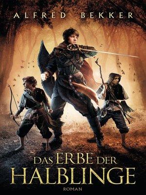 cover image of Das Erbe der Halblinge