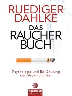 cover image of Das Raucherbuch