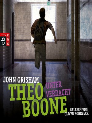 cover image of Theo Boone--Unter Verdacht